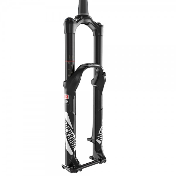 Rock Shox Pike RCT3 Solo Air, black, 27.5, 150mm