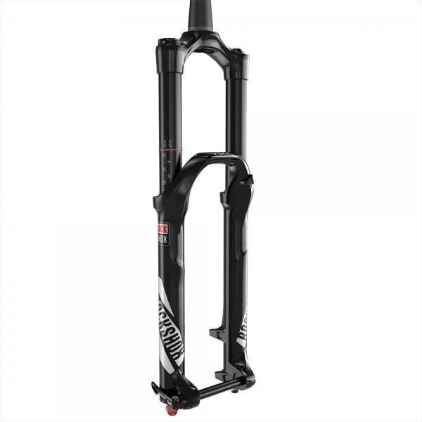"Rock Shox Yari RC Solo Air, black, 27,5+/29"" Boost, 130mm"