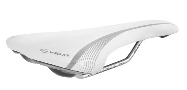 Sattel Velo Speedflex T-Bar white