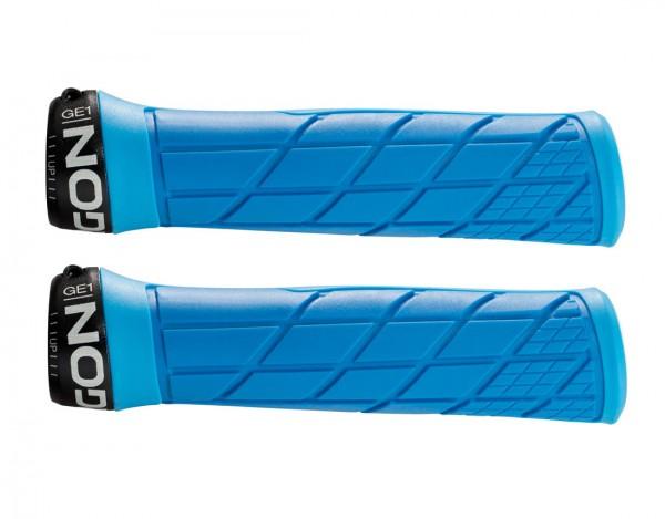 Sattel GE10 slim, blue