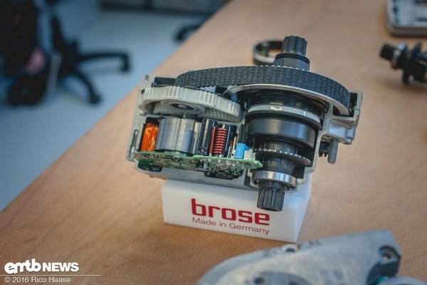 Brose-Motor