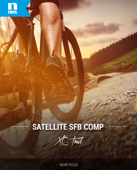 Satellite SFB XC-Trail Frame