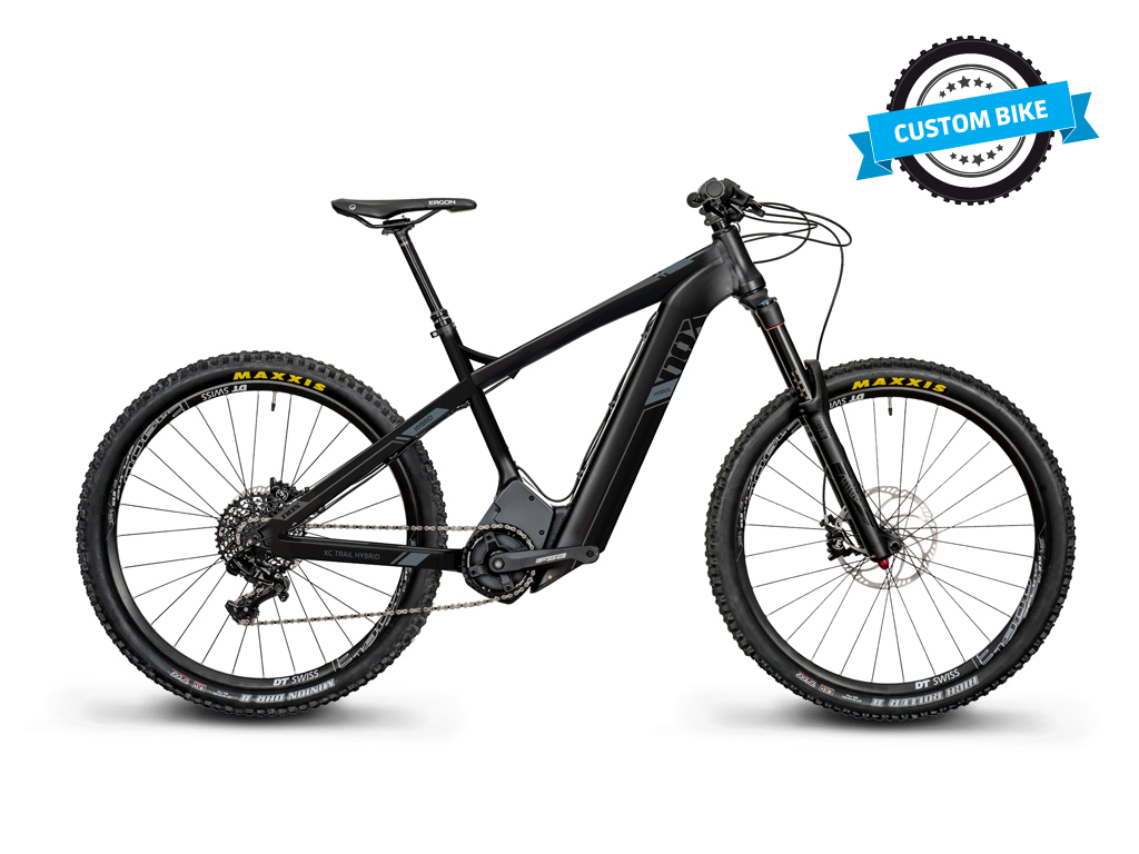 custom bike xctrail hybrid 29 bike kaufen jetzt auf. Black Bedroom Furniture Sets. Home Design Ideas