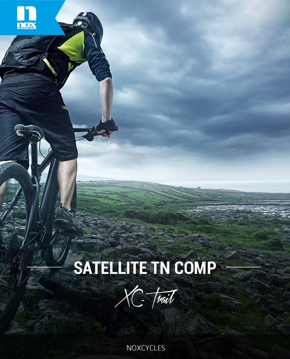 Frame Satellite TN XC-Trail